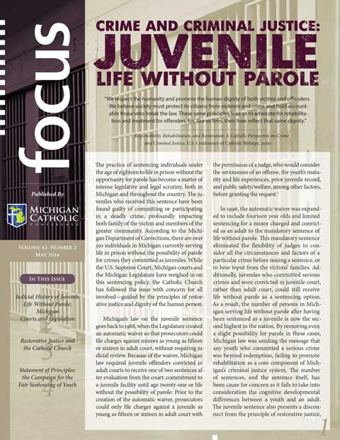 essay on juvenile crime and punishment