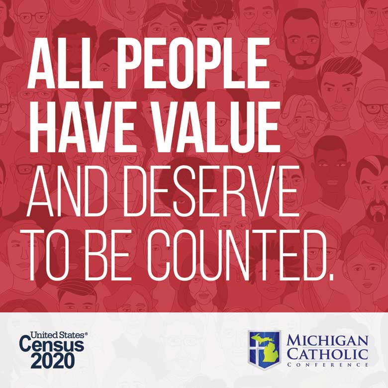 All people have value and deserve to be counted.