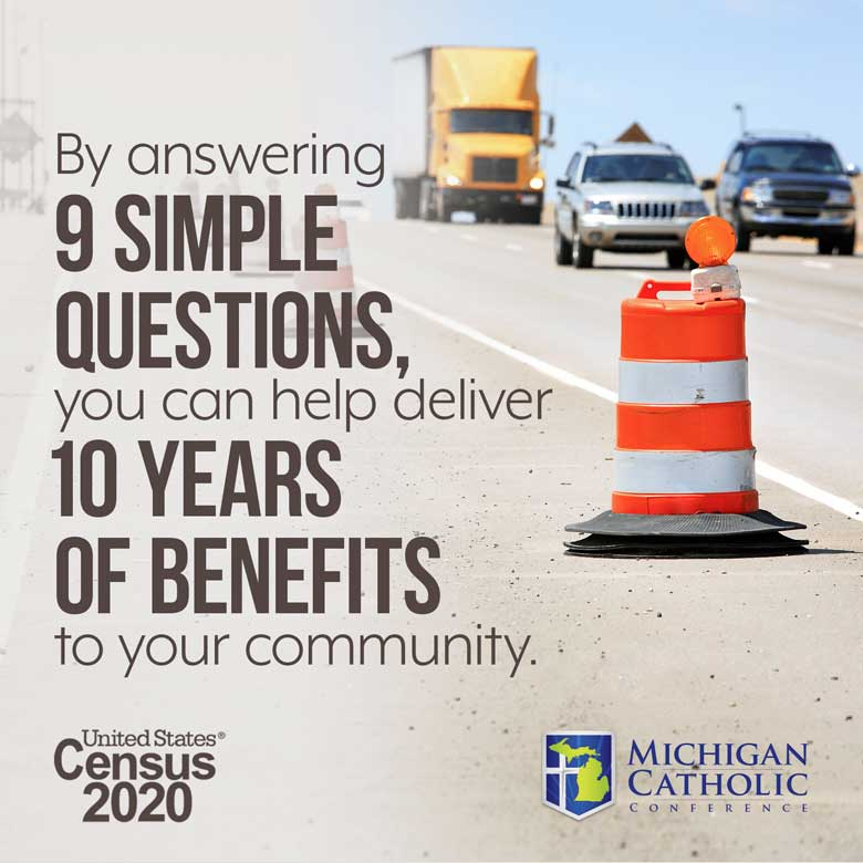 By answering 9 simple questions, you can help deliver 10 years of benefits to your community.