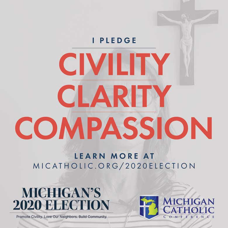 I pledge civility, clarity, and compassion.