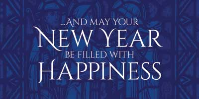 …and may your New Year be filled with happiness