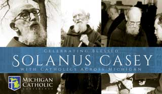 Celebrating Blessed Solanus Casey with Catholics Across Michigan