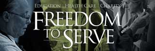 Freedom to Serve 2018 Gabriel Award First Place Winner