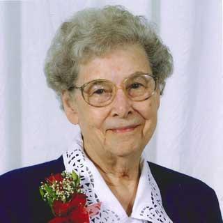 Sister Mary Maurita Sengelaub, RSM