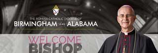 The Roman Catholic Diocese of Birmingham in Alabama Welcomes Bishop Steven J. Raica, 5th Bishop of Birmingham in Alabama