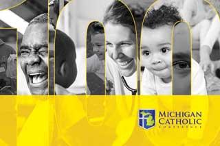 "Front cover of MCC's ""Advocacy Report on the 100th Michigan Legislature"""