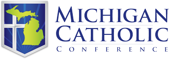 Michigan Catholic Conference logo